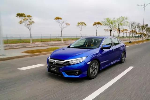 诚意满满 试东风Honda第十代思域高清图片